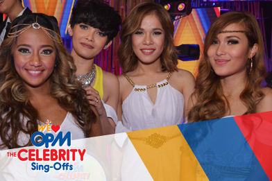 """PHOTOS: We Love OPM """"The Celebrity Sing Offs"""" - Episode 8"""